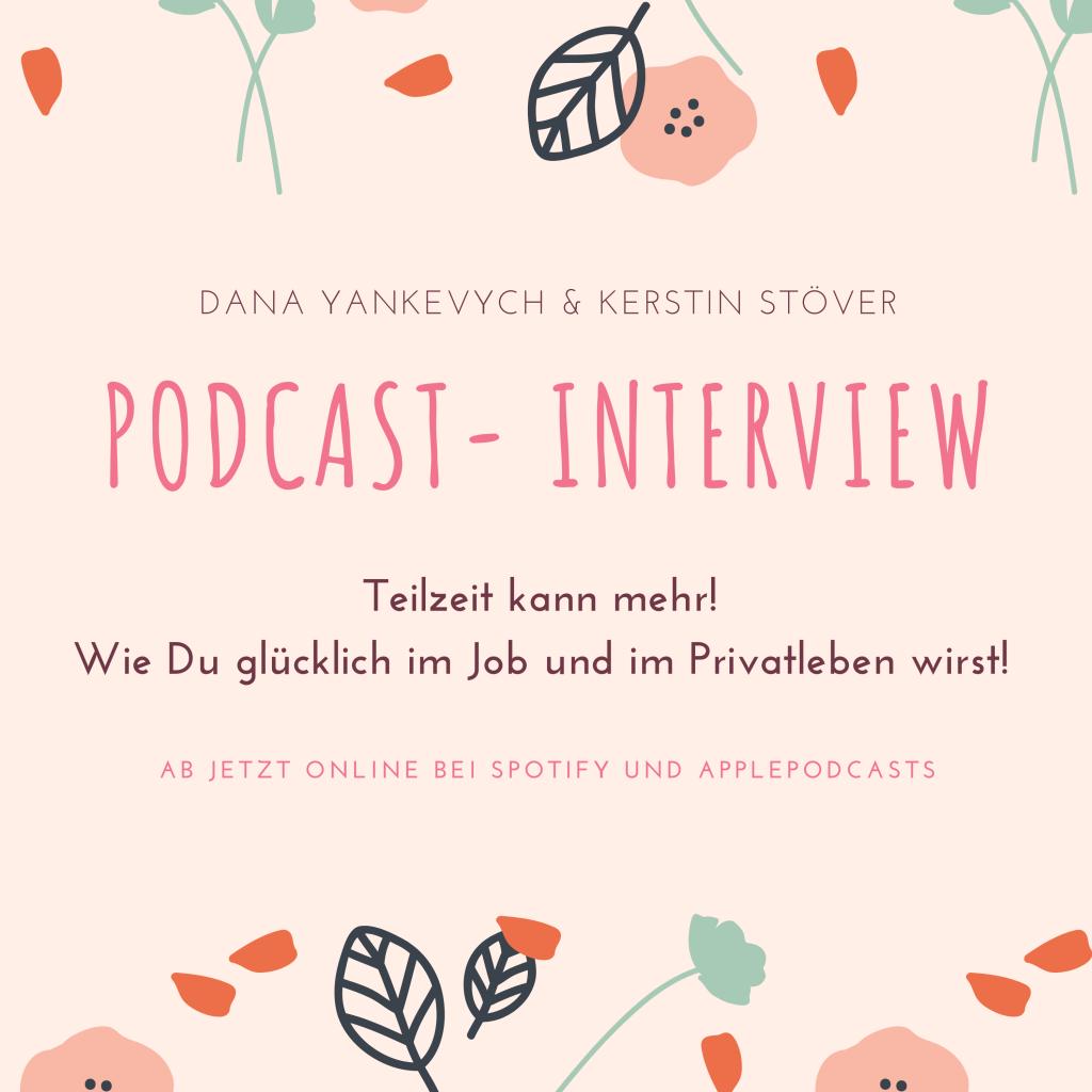 """Podcast-Interview """"Deine neue Komfortzone"""""""